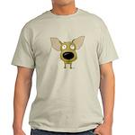 Big Nose/Butt Chihuahua Light T-Shirt