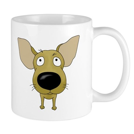 Big Nose/Butt Chihuahua Mug