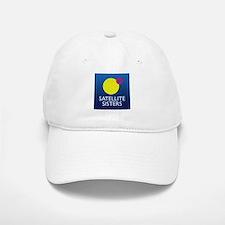 Satellite Sisters Orbit Logo Baseball Baseball Baseball Cap