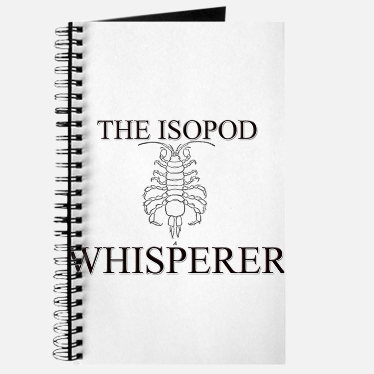 The Isopod Whisperer Journal
