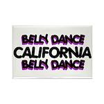 California Rectangle Magnet
