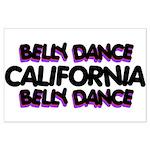 California Large Poster