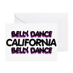 California Greeting Cards (Pk of 20)