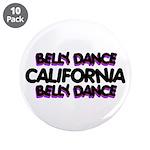"California 3.5"" Button (10 pack)"