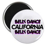 "California 2.25"" Magnet (100 pack)"