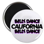 "California 2.25"" Magnet (10 pack)"