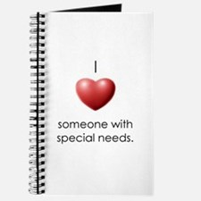 I Love Someone With SN Journal