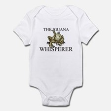 The Iguana Whisperer Infant Bodysuit