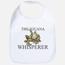 The Iguana Whisperer Bib