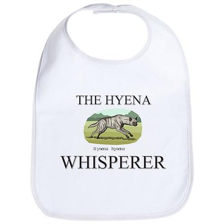 The Hyena Whisperer Bib