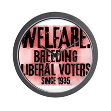 Breeding Program Wall Clock