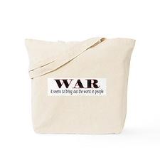 Cool Anti democrat bumper Tote Bag