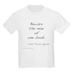 Aquinas on Books T-Shirt