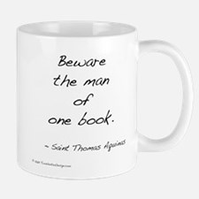 Aquinas on Books Mug
