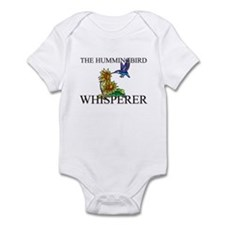 The Hummingbird Whisperer Onesie