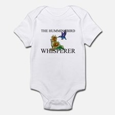 The Hummingbird Whisperer Onesie