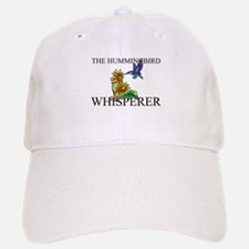 The Hummingbird Whisperer Baseball Baseball Cap