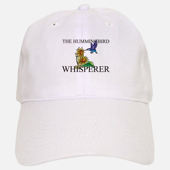 The Hummingbird Whisperer Baseball Baseball Cap