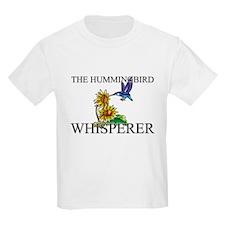The Hummingbird Whisperer T-Shirt