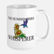 The Hummingbird Whisperer Mug