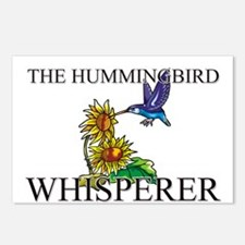 The Hummingbird Whisperer Postcards (Package of 8)