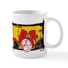 Funny Punk rock anarchy Mug