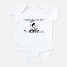 The Howler Monkey Whisperer Infant Bodysuit