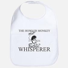 The Howler Monkey Whisperer Bib