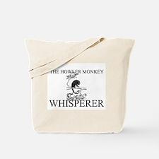 The Howler Monkey Whisperer Tote Bag