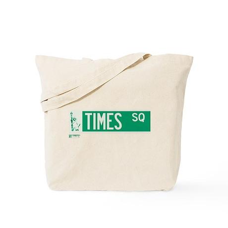 Times Square in NY Tote Bag