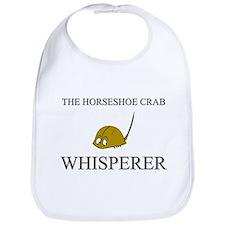 The Horseshoe Crab Whisperer Bib