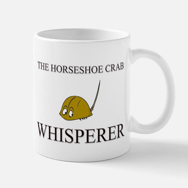The Horseshoe Crab Whisperer Mug