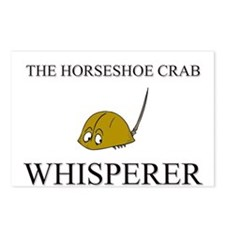 The Horseshoe Crab Whisperer Postcards (Package of