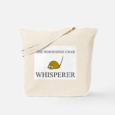 The Horseshoe Crab Whisperer Tote Bag
