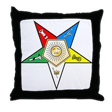 Associate Matron Throw Pillow