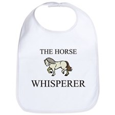 The Horse Whisperer Bib