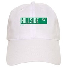 Hillside Avenue in NY Baseball Cap