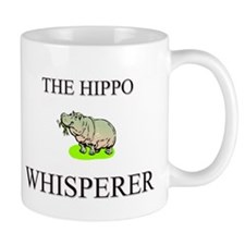 The Hippo Whisperer Mug