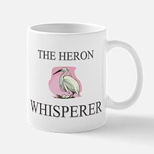The Heron Whisperer Mug