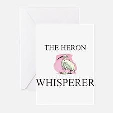 The Heron Whisperer Greeting Cards (Pk of 10)