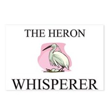 The Heron Whisperer Postcards (Package of 8)