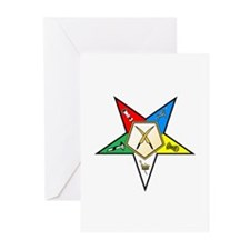 OES Secretary Greeting Cards (Pk of 20)