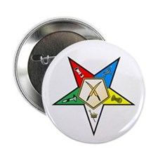 """OES Secretary 2.25"""" Button (10 pack)"""