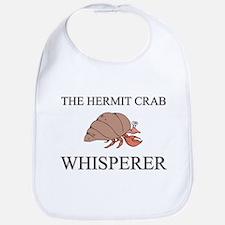 The Hermit Crab Whisperer Bib