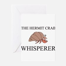 The Hermit Crab Whisperer Greeting Cards (Pk of 10
