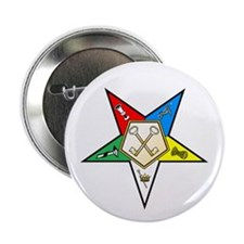 """OES Treasurer 2.25"""" Button (10 pack)"""