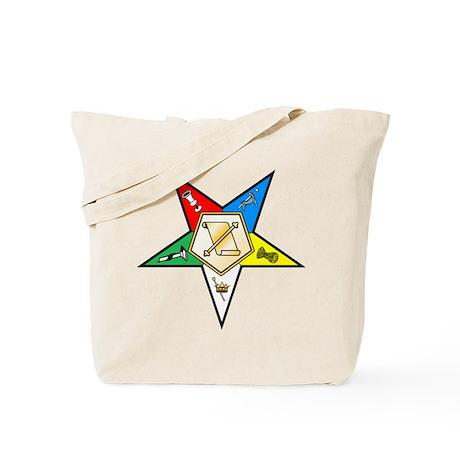 OES Conductress Tote Bag