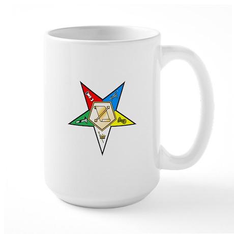 OES Conductress Large Mug