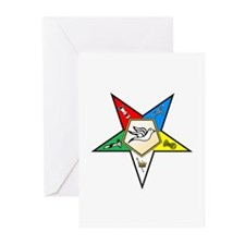 OES Warder Greeting Cards (Pk of 20)