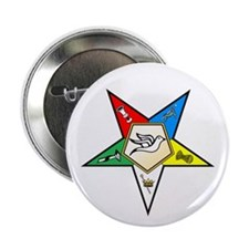 """OES Warder 2.25"""" Button (10 pack)"""